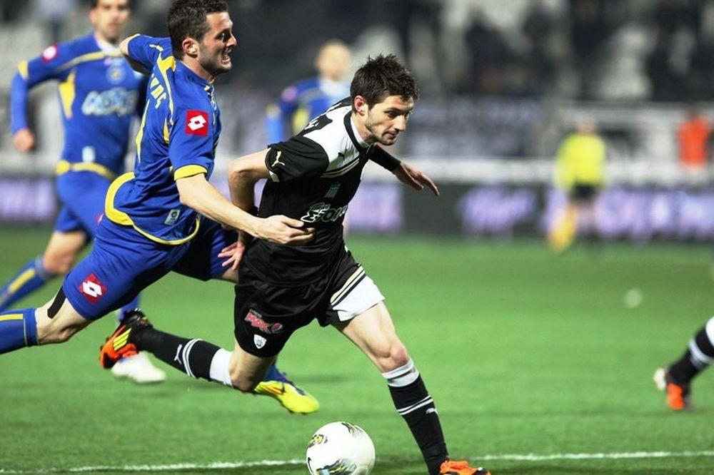 Γεωργιάδης: «Θα μπει 1000% στα play offs ο ΠΑΟΚ»