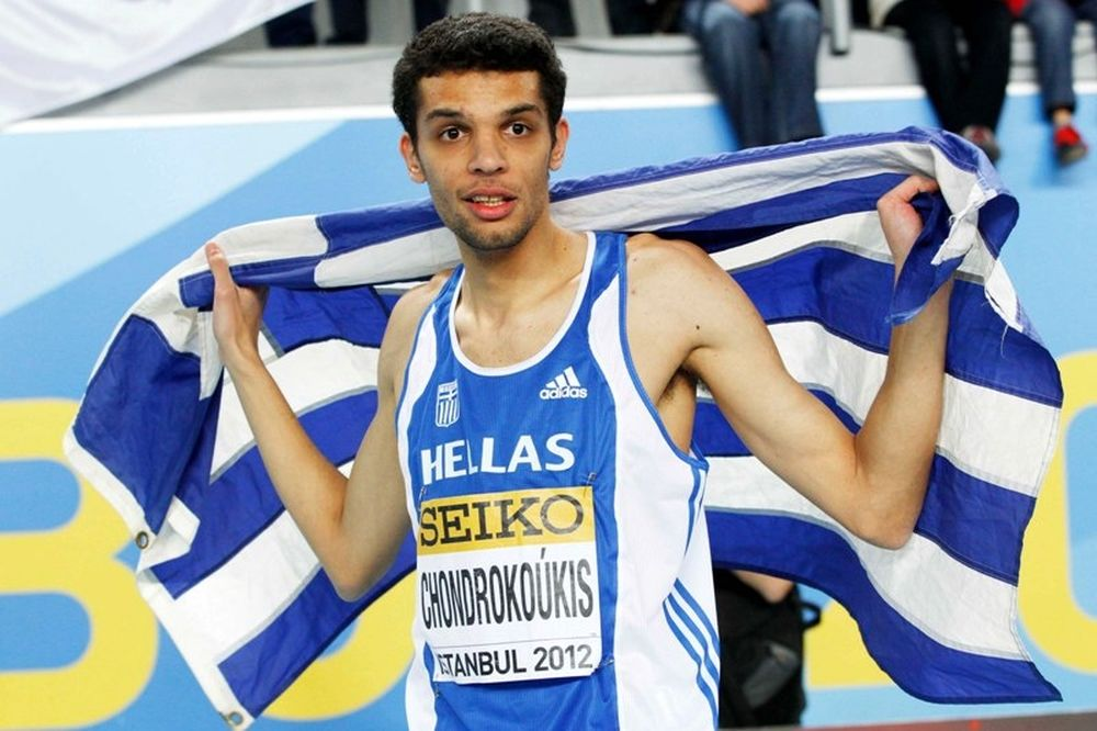Χονδροκούκης: «Μετάλλιο και στους Ολυμπιακούς Αγώνες»