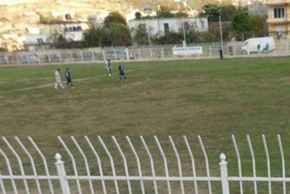 Υβριστικά συνθήματα κατά Ελλήνων σε αλβανικό γήπεδο