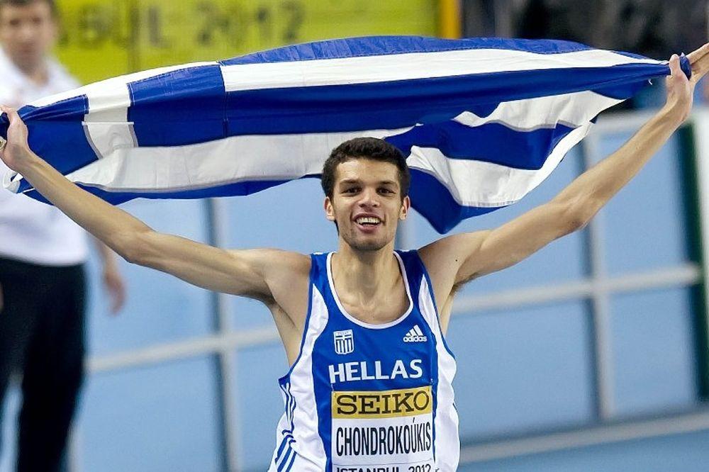 Κ. Χονδροκούκης: «Κανένας πολιτικός να συγχαρεί αθλητή»