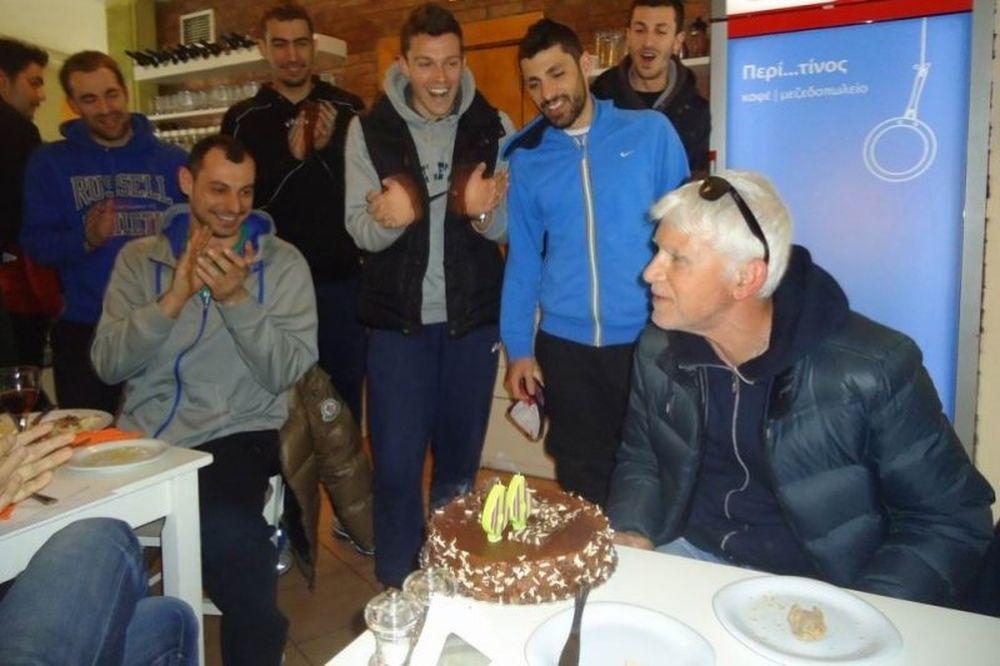 Στη Σύρο τα γενέθλια του Ρούλη