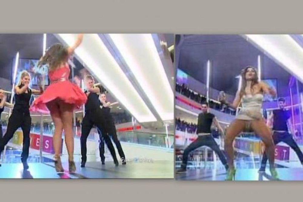 Τα… upskirts της Eurovision! (photos)