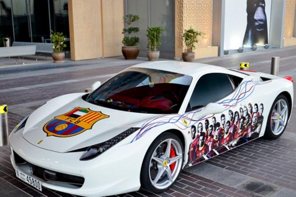 Μπαρτσελόνα & Ferrari, συνδυασμός που «σκοτώνει»!