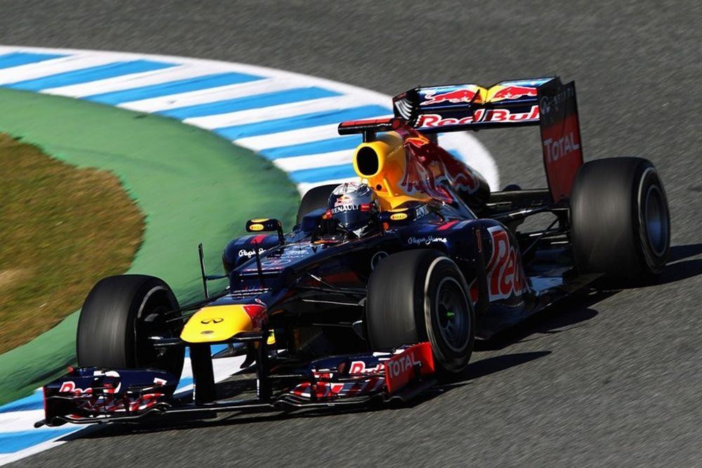 Στον Alpha και επίσημα η Formula 1
