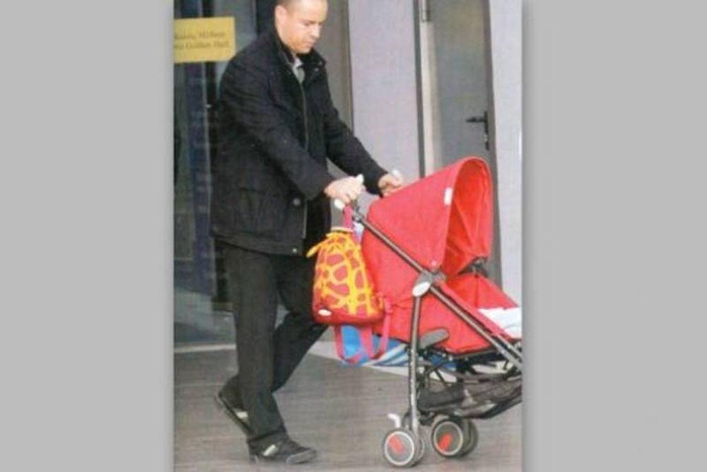 Βγήκε βόλτα με τον γιο του ο Γιαννακόπουλος