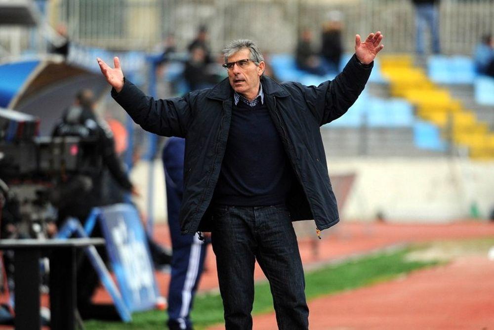 Αναστασιάδης: «Σπαταλήσαμε ένα ολόκληρο ημίχρονο»