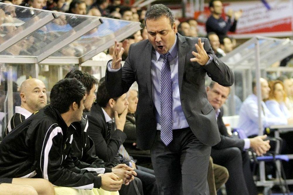 Φλεβαράκης: «Ευχαριστημένος από τους παίκτες μου»