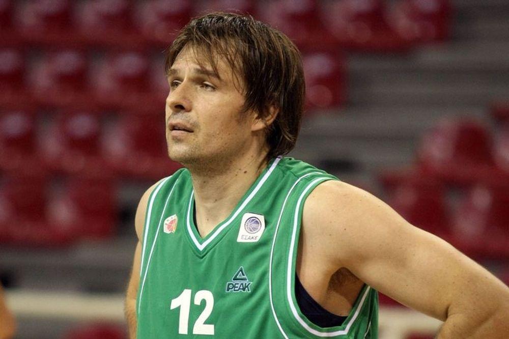 MVP της 23ης αγωνιστικής ο Τσέρανιτς