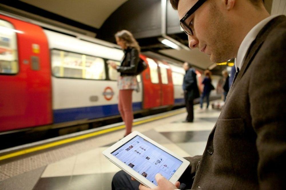 Wi-fi στον Tube