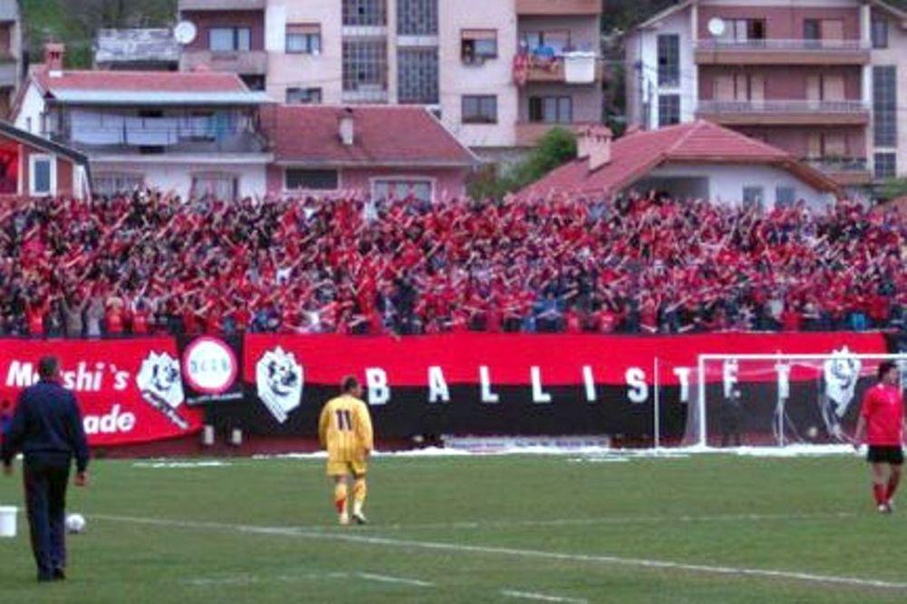 Αναβολές αγώνων στα Σκόπια λόγω επεισοδίων!