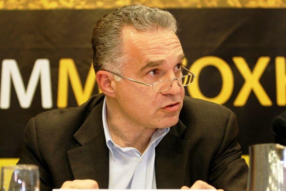 Κασνακίδης: «Πιστεύουμε ότι θα βρεθεί λύση για την ΑΕΚ»