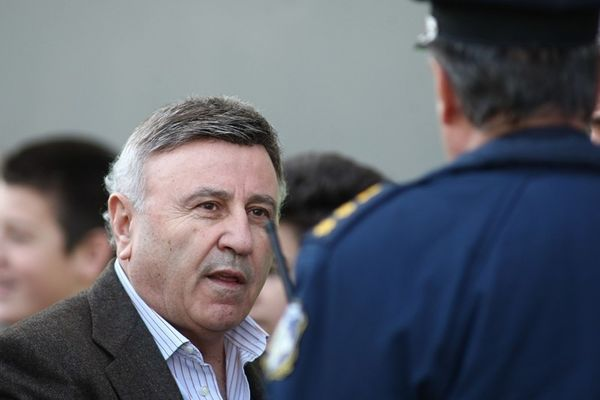 Θεοδωρίδης: «Μπουνιές και κλωτσιές στο AEL FC ARENA»