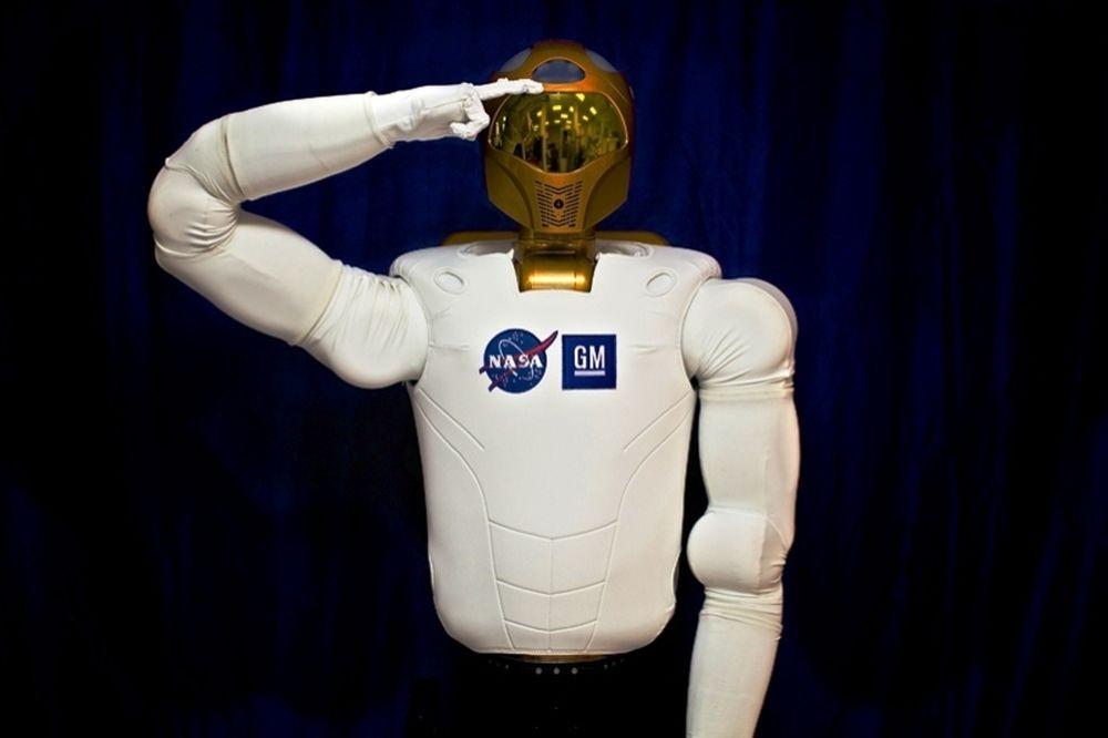 GM & NASA Συνεργάζονται στην Εξέλιξη Ρομποτικών Γαντιών