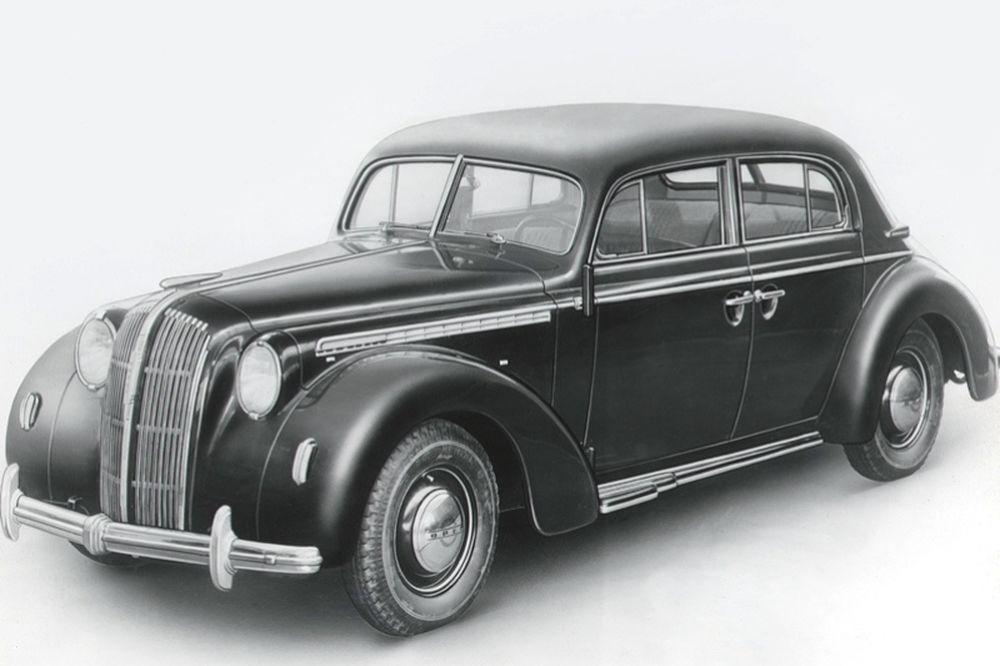 Opel: Πολυτέλεια ετών 75