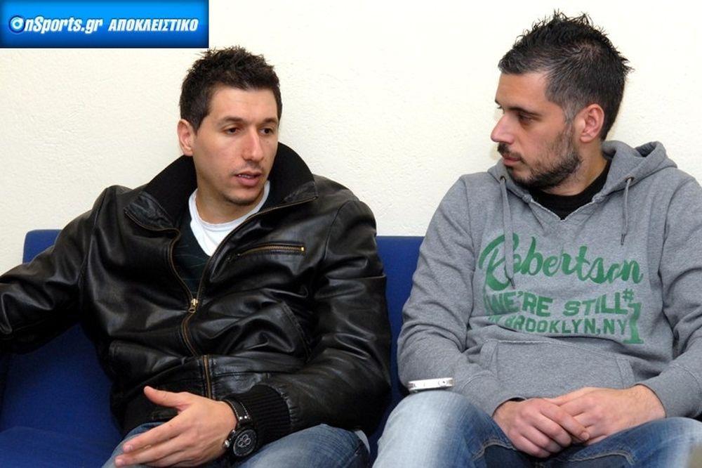 Διαμαντίδης στο Onsports: «Οκτώ χρόνια ευτυχίας, να' ρθουν κι άλλα» (photos+videos)