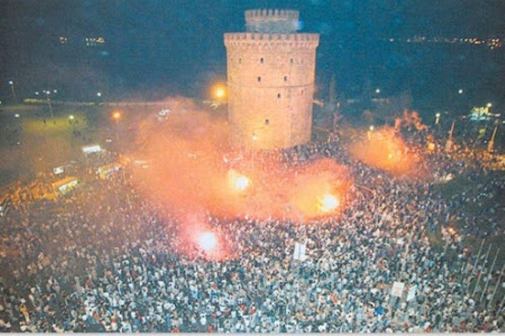 Οι μάγκες της Θεσσαλονίκης! (videos)