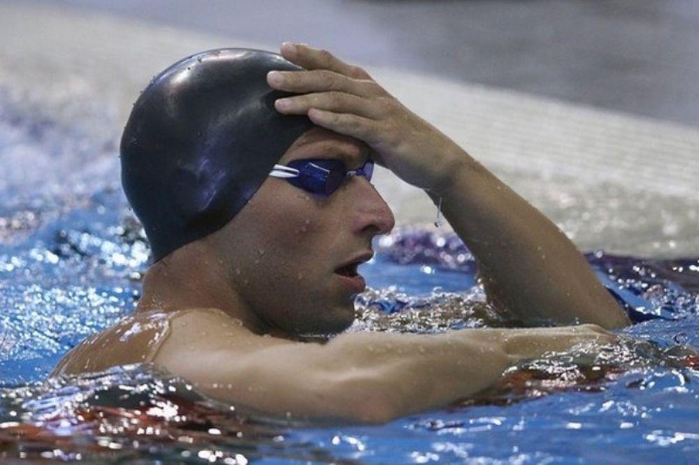 Ο Θορπ απέτυχε στα 200μ. ελεύθερο