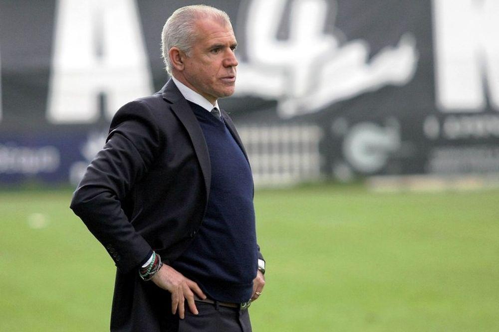 Αναστόπουλος: «Δεν αρκεί μόνο το καλό ποδόσφαιρο»