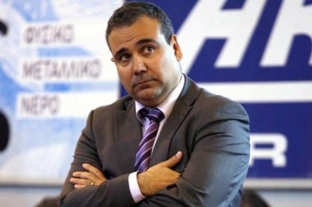 Φλεβαράκης: «Θα παλέψουμε»