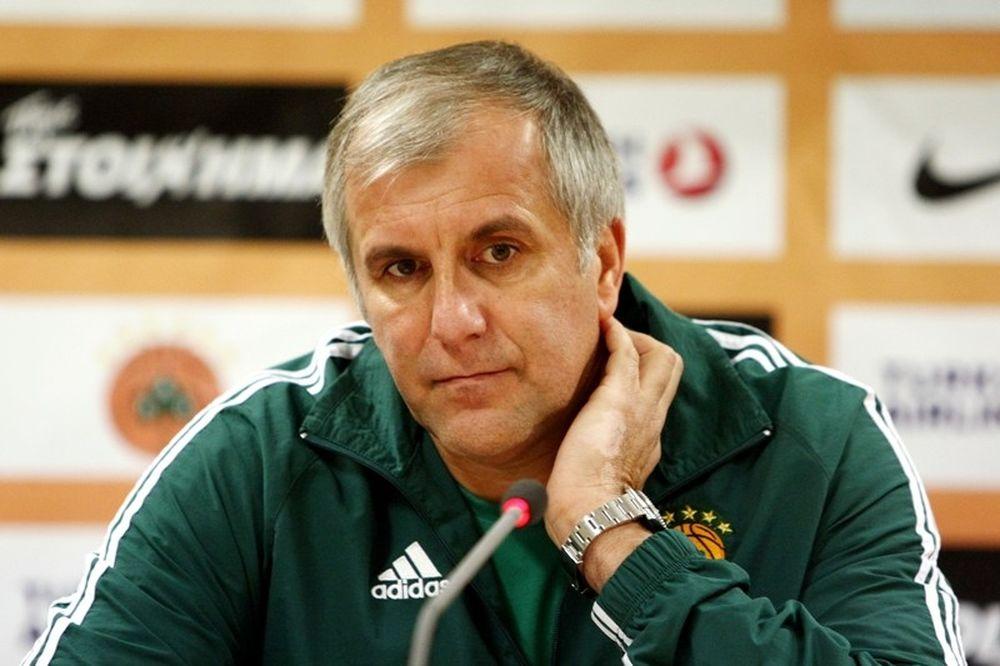 Ομπράντοβιτς: «Συγχαρητήρια στο Περιστέρι»