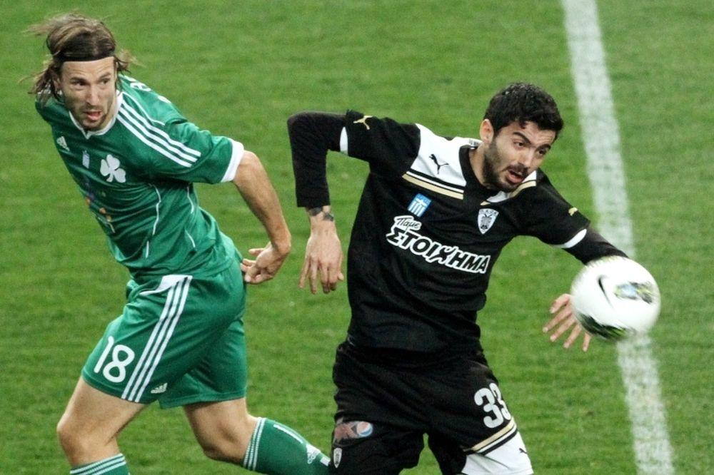 Αθανασιάδης: «Φεύγω μόνο για ομάδα του εξωτερικού»