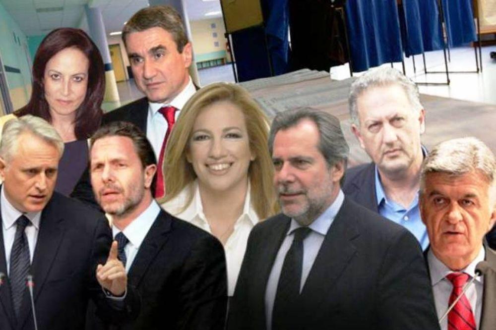 Κίνδυνος να μην εκλεγούν πρωτοκλασάτοι Βουλευτές του ΠΑΣΟΚ