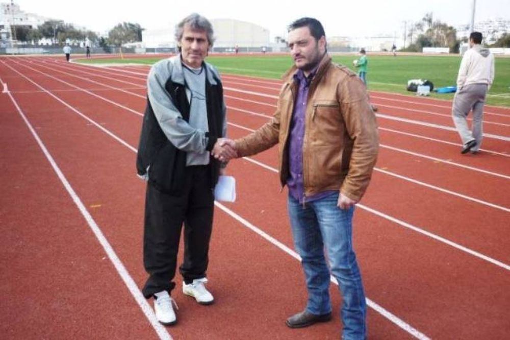 Ιωακειμίδης: «Η ομάδα θα τα καταφέρει»