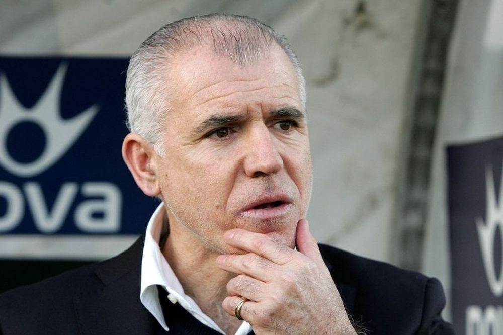 Αναστόπουλος: «Τώρα το Κύπελλο»