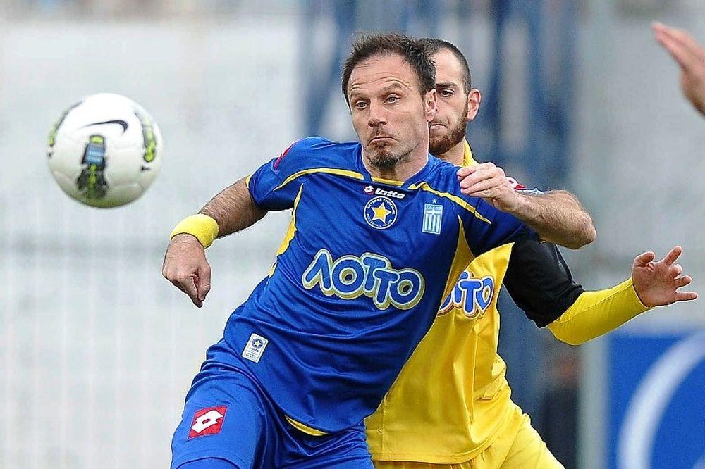 Σολάκης: «Πιο σημαντικό το ματς Κυπέλλου»