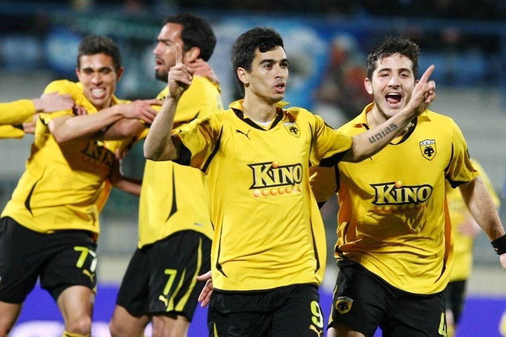 VIDEO: Αστέρας Τρίπολης - ΑΕΚ 1-1 (φάσεις και γκολ)
