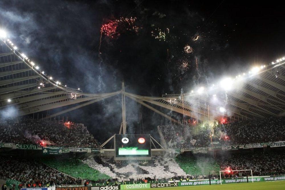 Τα ντέρμπι Παναθηναϊκός-Ολυμπιακός από το 2000-2011 με ένα κλικ (photos)