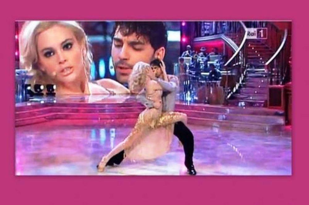 Έφυγε από το ιταλικό Dancing with the stars η Αντωνίου