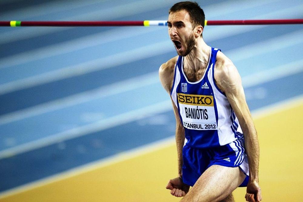 Μπανιώτης: «Ό,τι καλύτερο μπορώ στους Ολυμπιακούς Αγώνες»