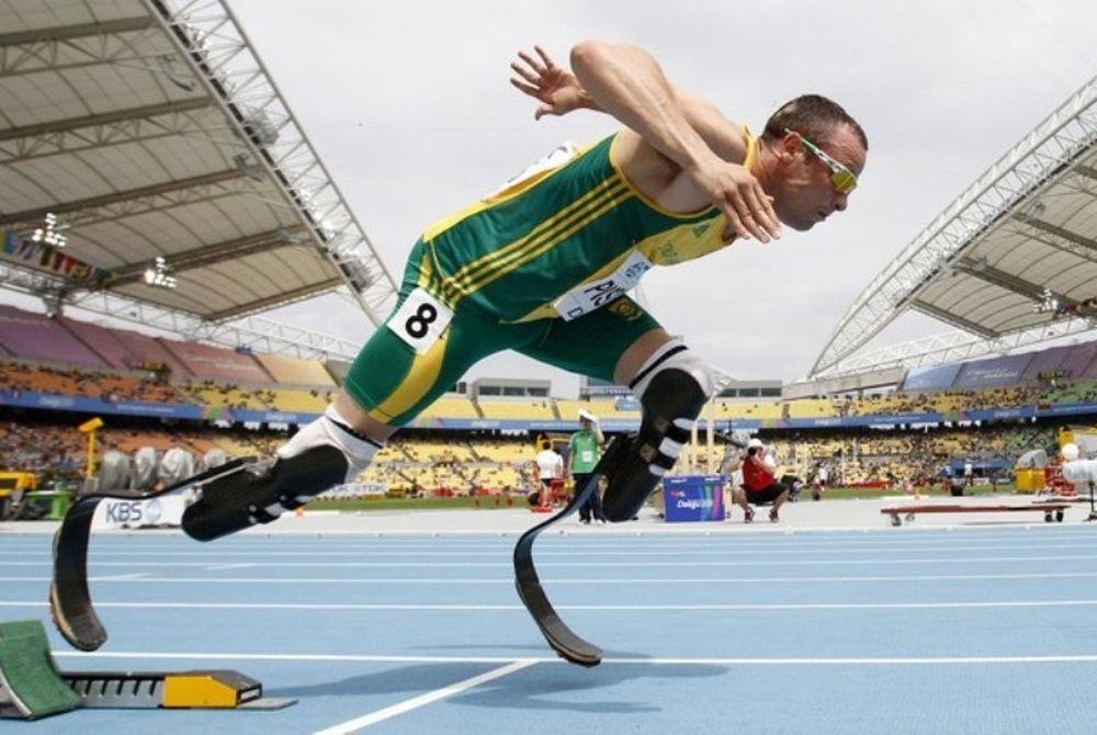 Προκρίθηκε στους Ολυμπιακούς ο Πιστόριους!