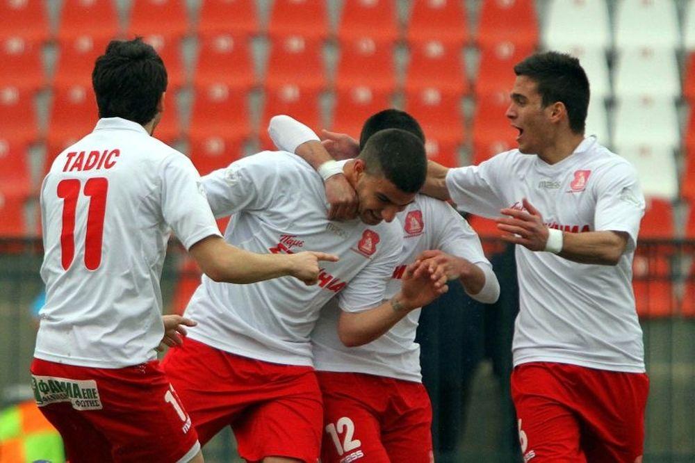 Ούτε… προπόνηση ο Πανσερραϊκός, 4-0 τον Εθνικό Αστέρα