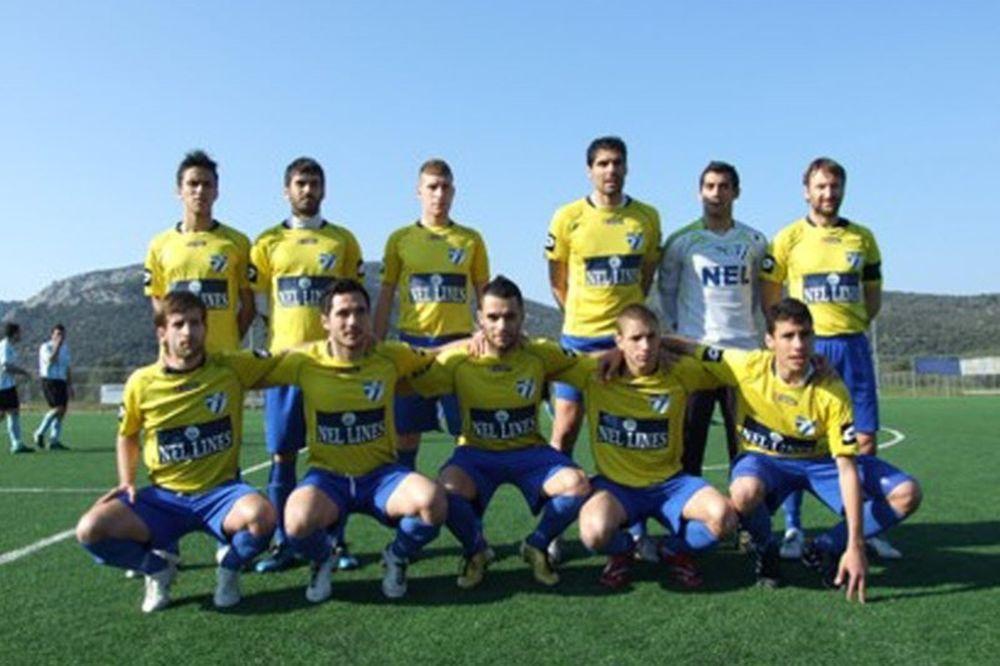 Αχαρναϊκός-Αιολικός 0-1
