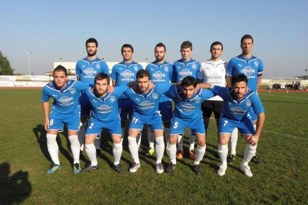 Περδίκκας-Νάουσα 0-0