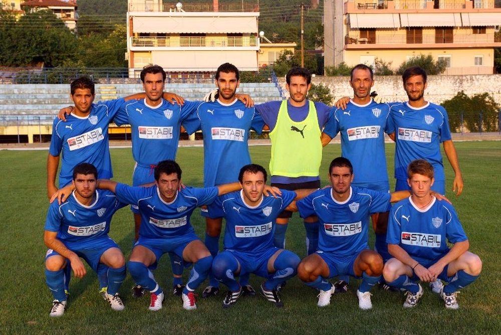 Εθνικός Σιδηροκάστρου-Μ. Αλέξανδρος Ν. Ζίχνης 3-0