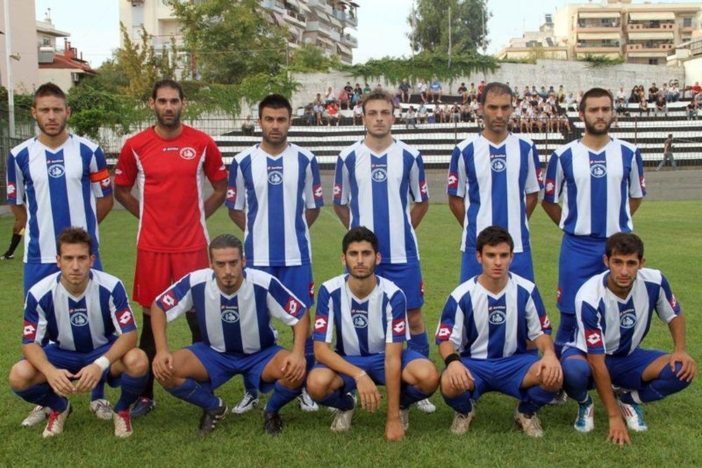 Εθνικός Ν. Αγιονερίου-Οδυσσέας Κορδελιού 0-2
