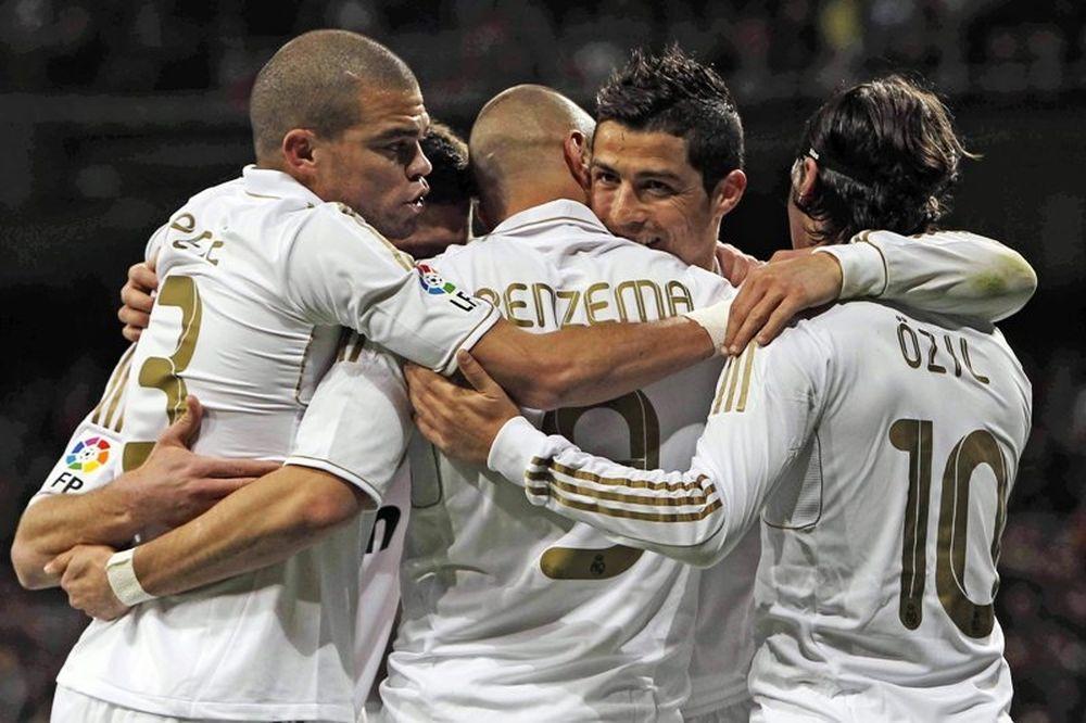 Σοκ στο τέλος για Ρεάλ Μαδρίτης