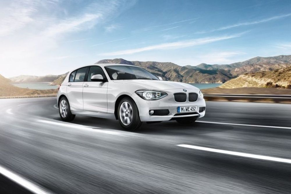 BMW 116d Efficient Dynamics Edition