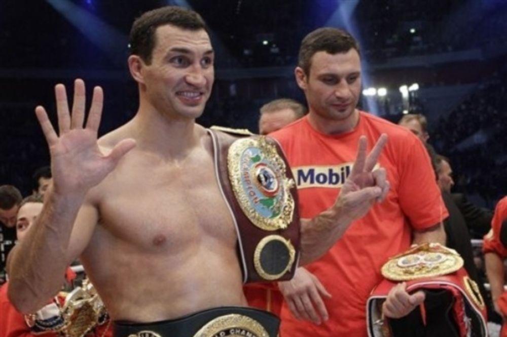 Klitschko: «Δεν θα γίνω ο γηραιότερος πρωταθλητής»