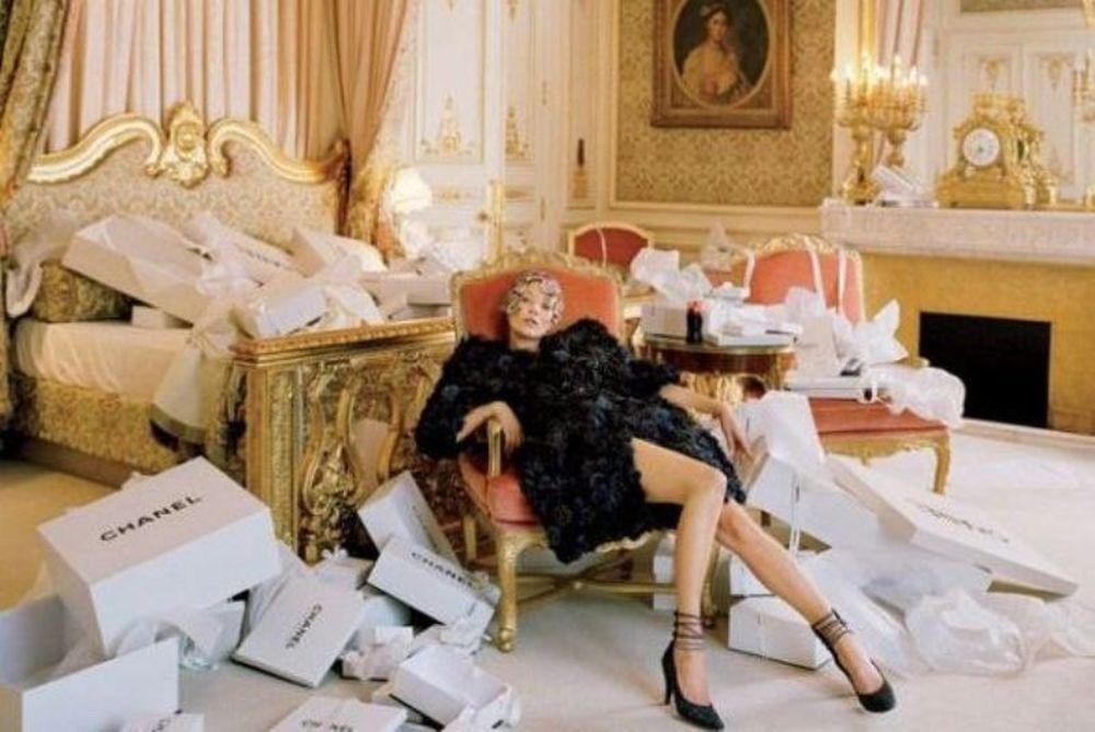 Κέιτ Μος: Η Μαρία Αντουανέτα με τακούνια!