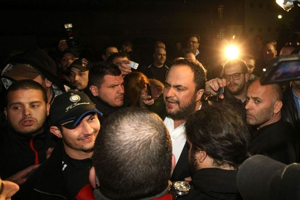 Μαρινάκης: «Θα κάνω τα πάντα για να μείνει ο Βαλβέρδε»
