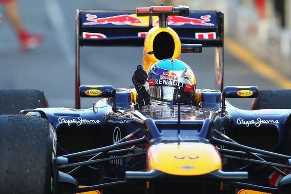Φέτελ: «Είναι ανώτερη η McLaren προς το παρόν»