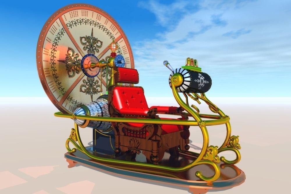Η μηχανή του χρόνου και η κοινή αφετηρία Αστέρα και Ατρομήτου