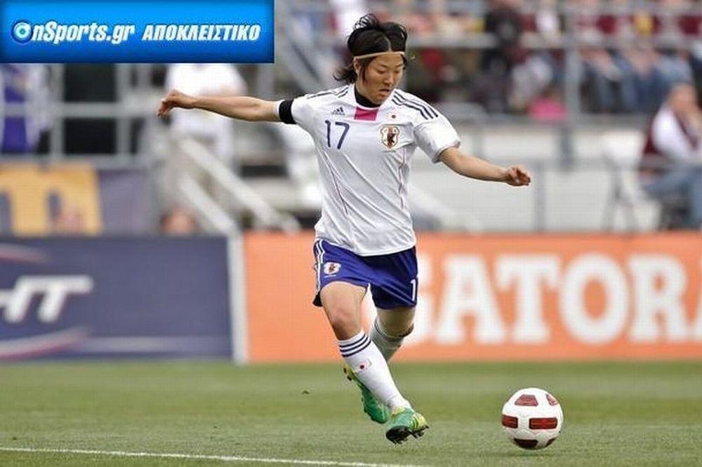 Ο θηλυκός Μέσι στο Onsports! (photos+video)