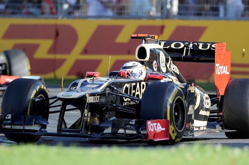 Παρουσίαση της ομάδας Renault Sport F1 στο Grand Prix της Αυστραλίας