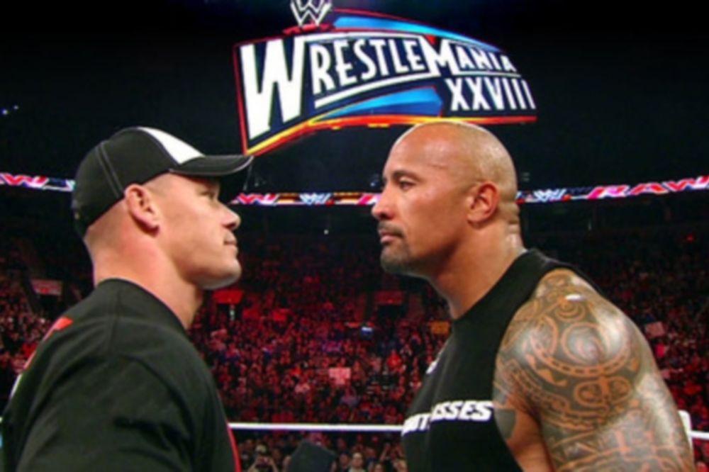 WWE, όπως λέμε... UFC