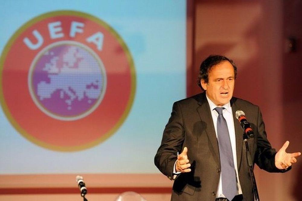 Πλατινί: «Προστατεύετε τους ποδοσφαιριστές»